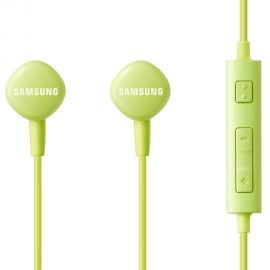 Samsung HS130 In-Ear Headphones with Remote Green (EO-HS1303GEGWW)