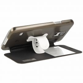 Universal Touch-U Silicon Stand Universal Black