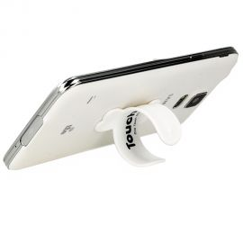 Universal Touch-U Silicon Stand Universal White