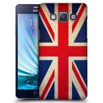 Silicone Case With UK Flag for Samsung Galaxy S6