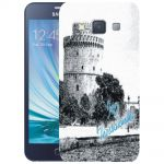 Silicone Case I Love Thessaloniki for Samsung Galaxy A3