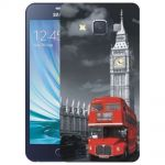 Silicone Case UK Big Ben for Samsung Galaxy A3