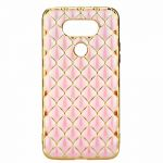 Luxury Silicone Case Rose-Gold for LG G5