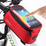 Roswheel Bicycle Phone Bag Red 5.5""