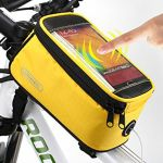 Roswheel Bicycle Phone Bag Yellow 5.5""
