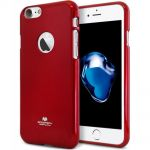 Mercury Jelly Case Red for Apple iPhone 7 4.7""